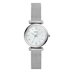Fossil Carlie Ladies' Stainless Steel Bracelet Watch - Product number 9390375