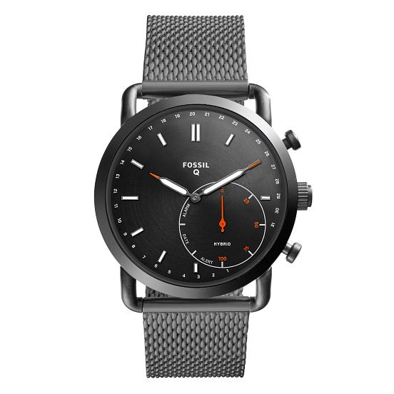 Fossil Smartwatch Commuter Men's Black Hybrid Watch - Product number 9390561