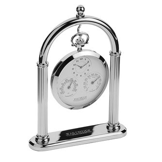 Jean Pierre chrome weather station - Product number 9390855