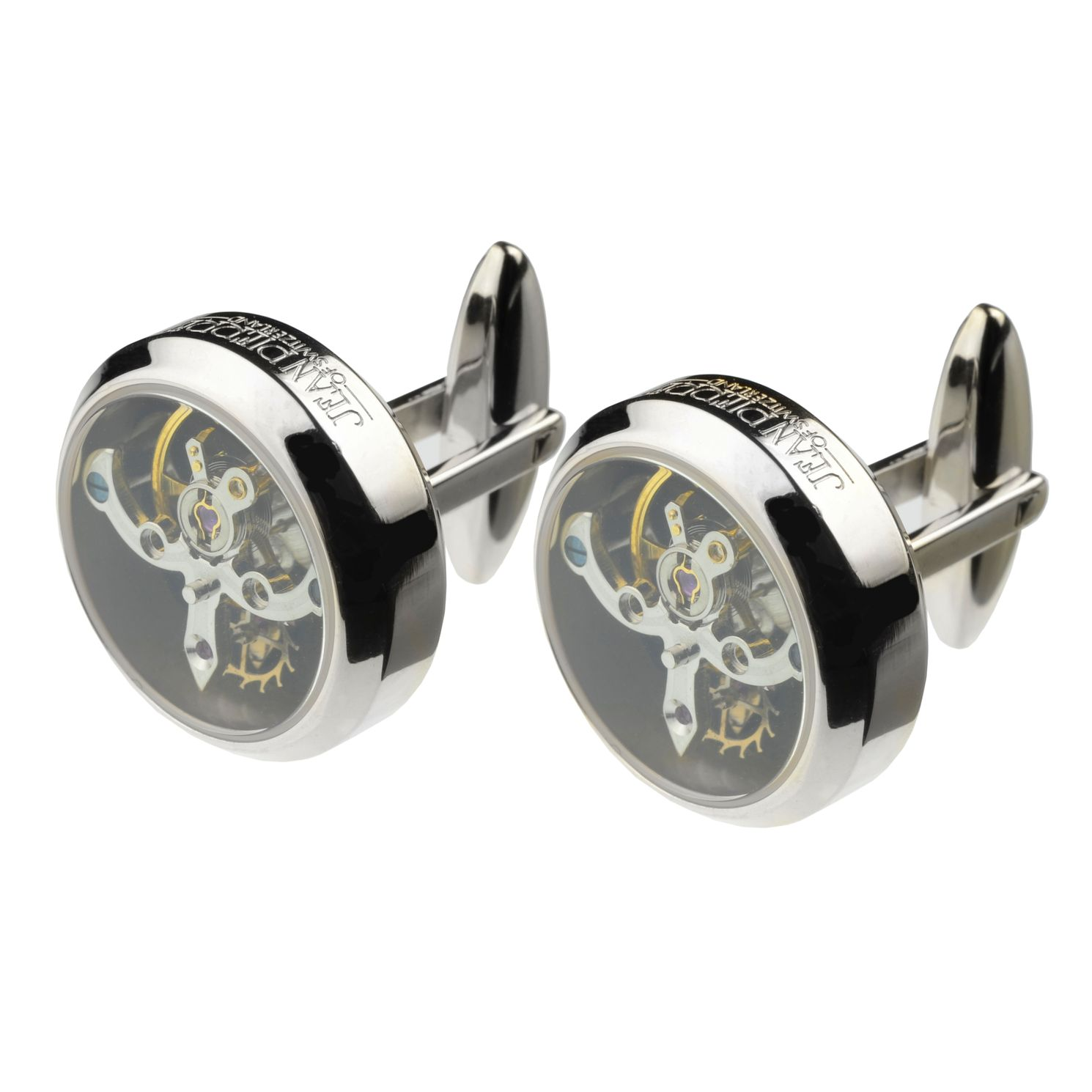 Jean Pierre Men's Tourbillion Cufflinks - Product number 9390936