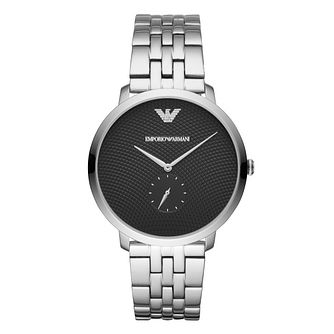 Emporio Armani Ladies' Stainless Steel Bracelet Watch - Product number 9391169