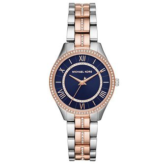 Michael Kors Lauryn Ladies' Stainless Steel Bracelet Watch - Product number 9391770