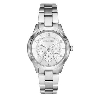 Michael Kors Runway Ladies' Stainless Steel Bracelet Watch - Product number 9391835