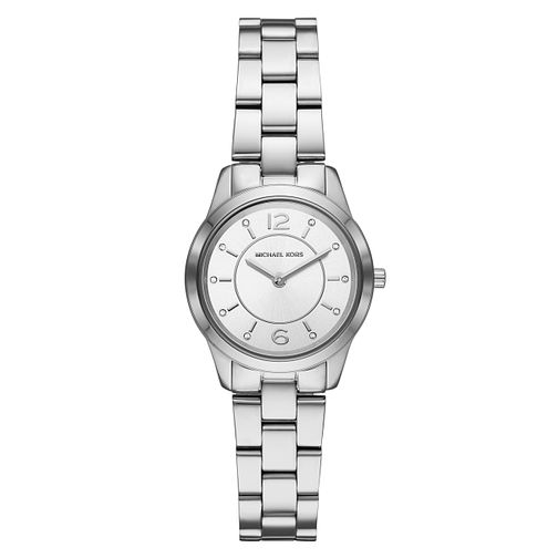 Michael Kors Runway Ladies' Stainless Steel Bracelet Watch - Product number 9392866