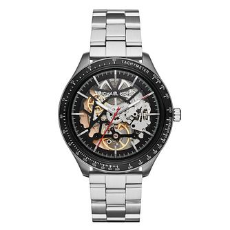 Michael Kors Men's' Merrick Black Bracelet Watch - Product number 9393072