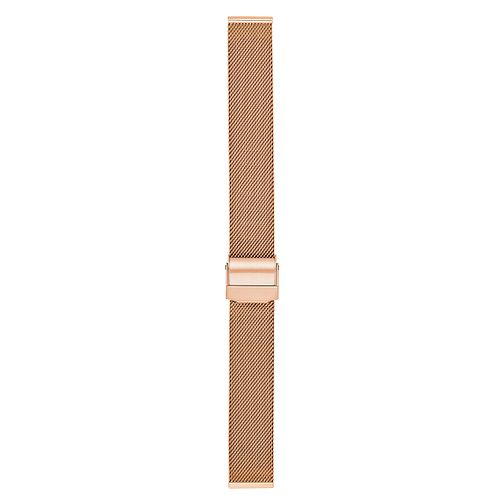 Skagen 16mm Rose Gold Mesh Strap - Product number 9394958