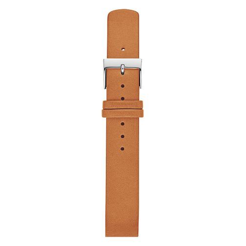 Skagen 16mm Light Brown Leather Strap - Product number 9395091