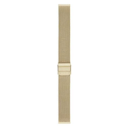 Skagen 16mm Gold Mesh Strap - Product number 9395326