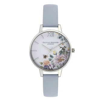 Olivia Burton Ladies' Enchanted Grey Strap Watch - Product number 9405704
