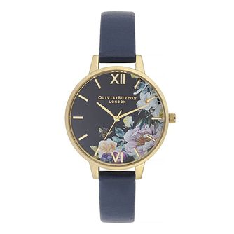 Olivia Burton Ladies' Enchanted Blue Strap Watch - Product number 9405739