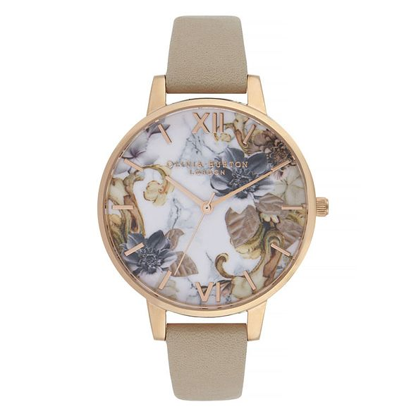 Olivia Burton Ladies' Marble Sand Strap Watch - Product number 9405933