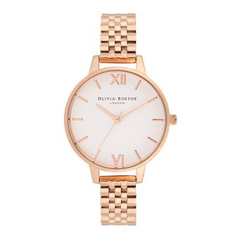 Olivia Burton Ladies' Rose Gold Plated Bracelet Watch - Product number 9406700