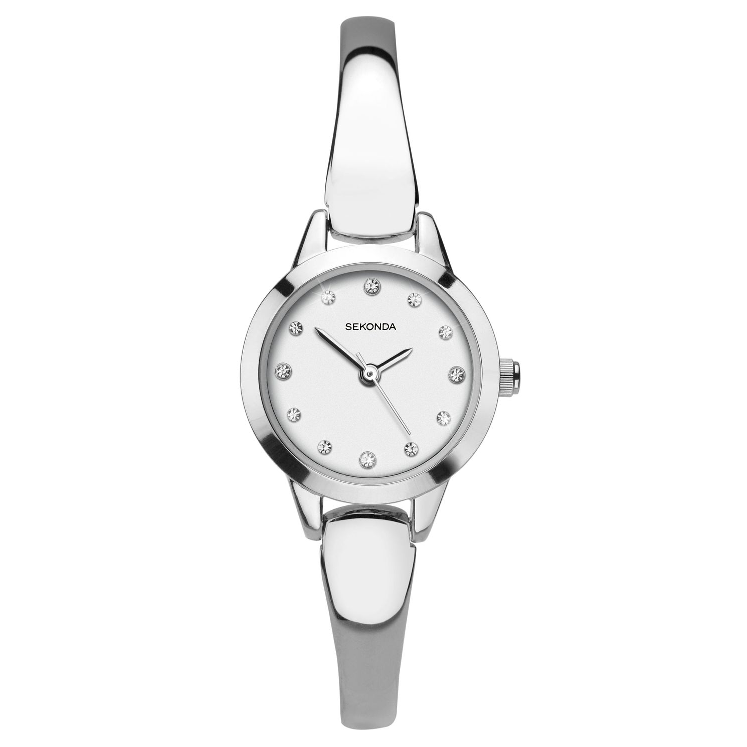 Sekonda Ladies' Silver Tone Bracelet Watch - Product number 9407162