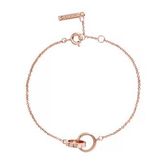 Olivia Burton Rose Gold Tone The Classics Chain Bracelet - Product number 9408746