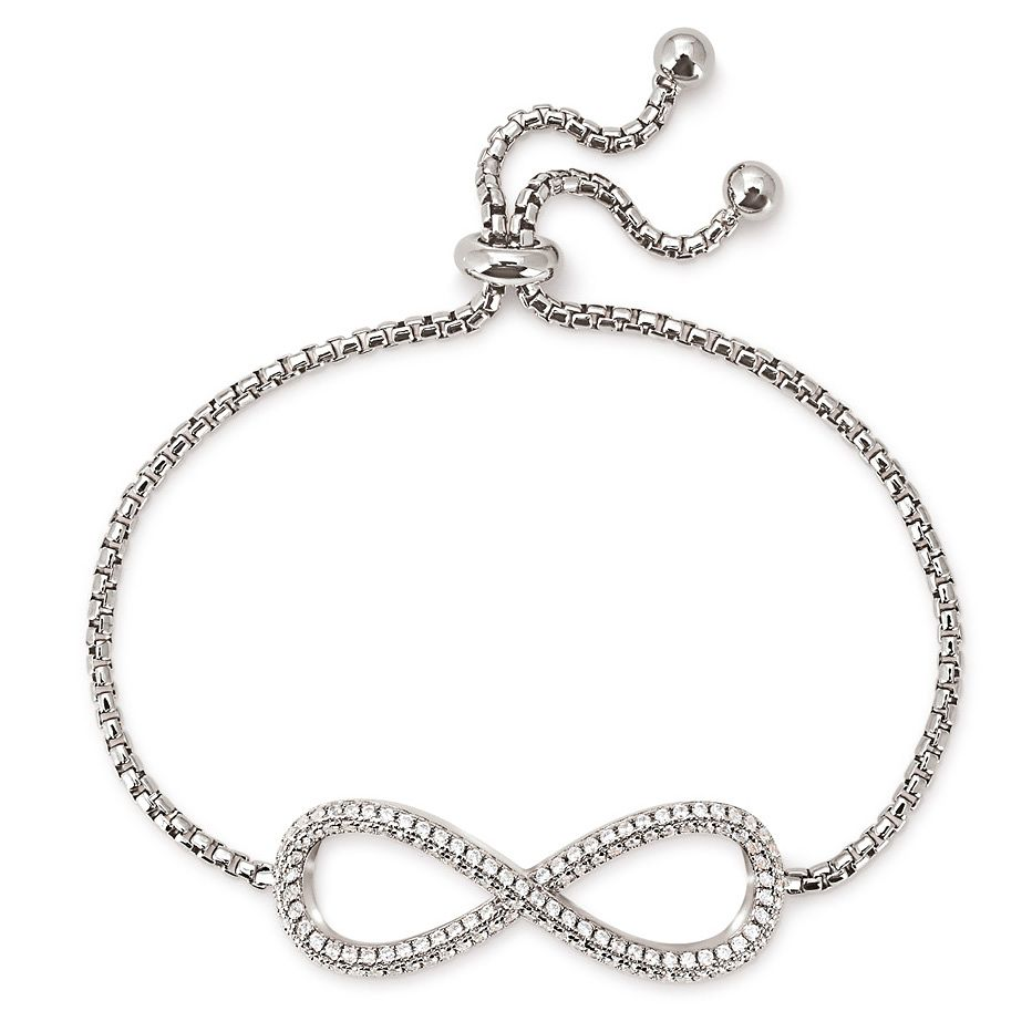 Folli Follie Infinity Ladies' Cubic Zirconia Bracelet - Product number 9416137