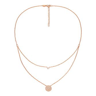 Folli Follie Essentials Ladies' Circle Pendant - Product number 9416617
