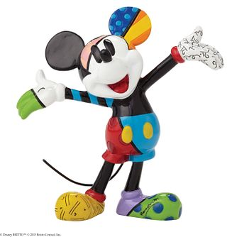 Disney Britto Mickey Mouse Mini Figurine - Product number 9422161