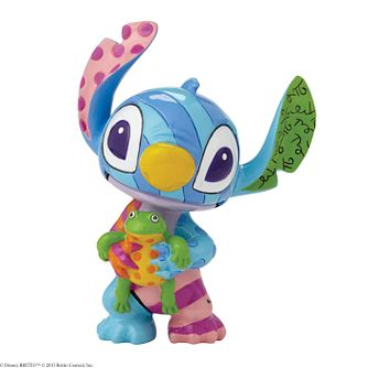 Disney Britto Stitch Mini Figurine - Product number 9422331
