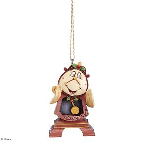 Disney Traditions Cogsworth Hanging Ornament - Product number 9422390