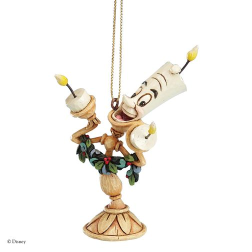 Disney Traditions Lumiere Hanging Ornament - Product number 9422404