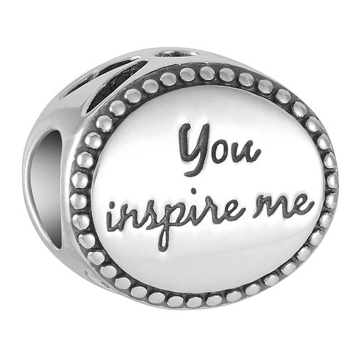 Chamilia You Inspire Me Disc Charm - Product number 9426469
