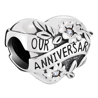 Chamilia Swarovski Crystal Our Anniversary Charm - Product number 9426736