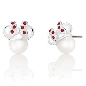 Chamilia Disney Minnie Cream Pearl Earrings - Product number 9427287