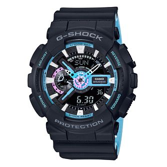 Casio G-Shock Men's Black Resin Strap Watch - Product number 9427465