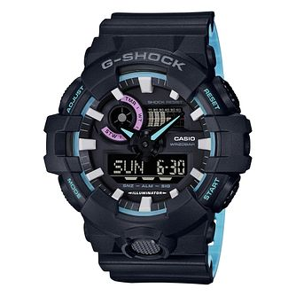 Casio G-Shock Men's Black Resin Strap Watch - Product number 9427473