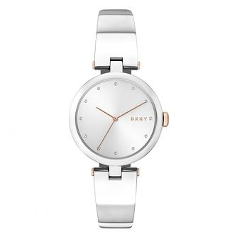 DKNY Dama Ladies' Stainless Steel Bracelet Watch - Product number 9428666