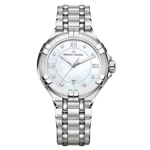 Maurice Lacroix Aikon Ladies' Diamond Bracelet Watch - Product number 9429492