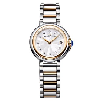 Maurice Lacroix Fiaba Ladies' Two-Tone Diamond Watch - Product number 9429816