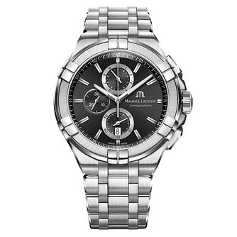 Maurice Lacroix Aikon Men's Stainless Steel Bracelet Watch - Product number 9429913