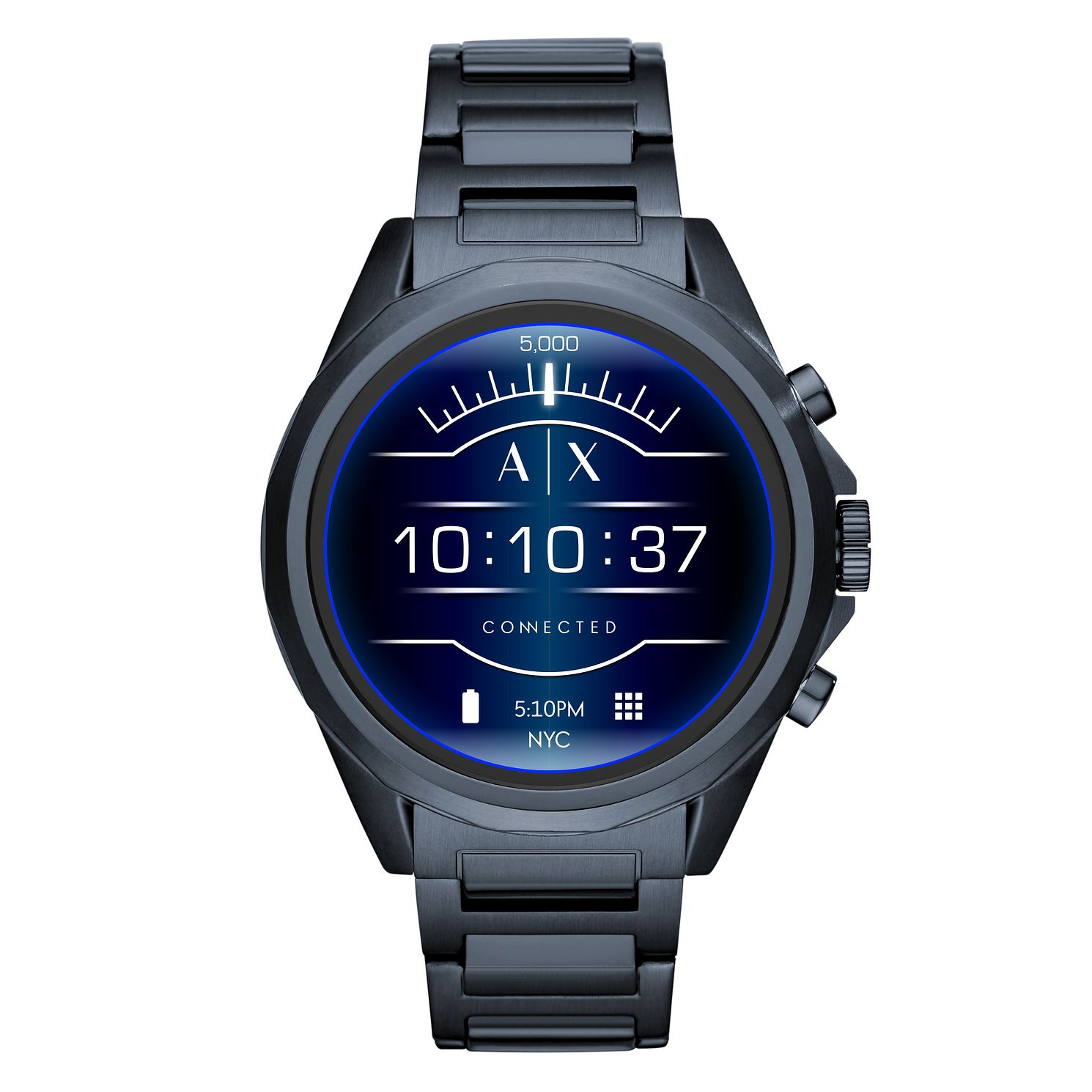 Armani Exchange Connected Blue Gen4 Smartwatch - Product number 9431403