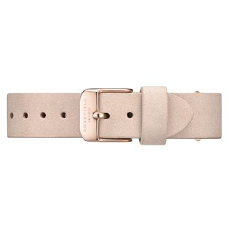 Rosefield West Village Ladies' Nubuck Leather Watch Strap - Product number 9436561