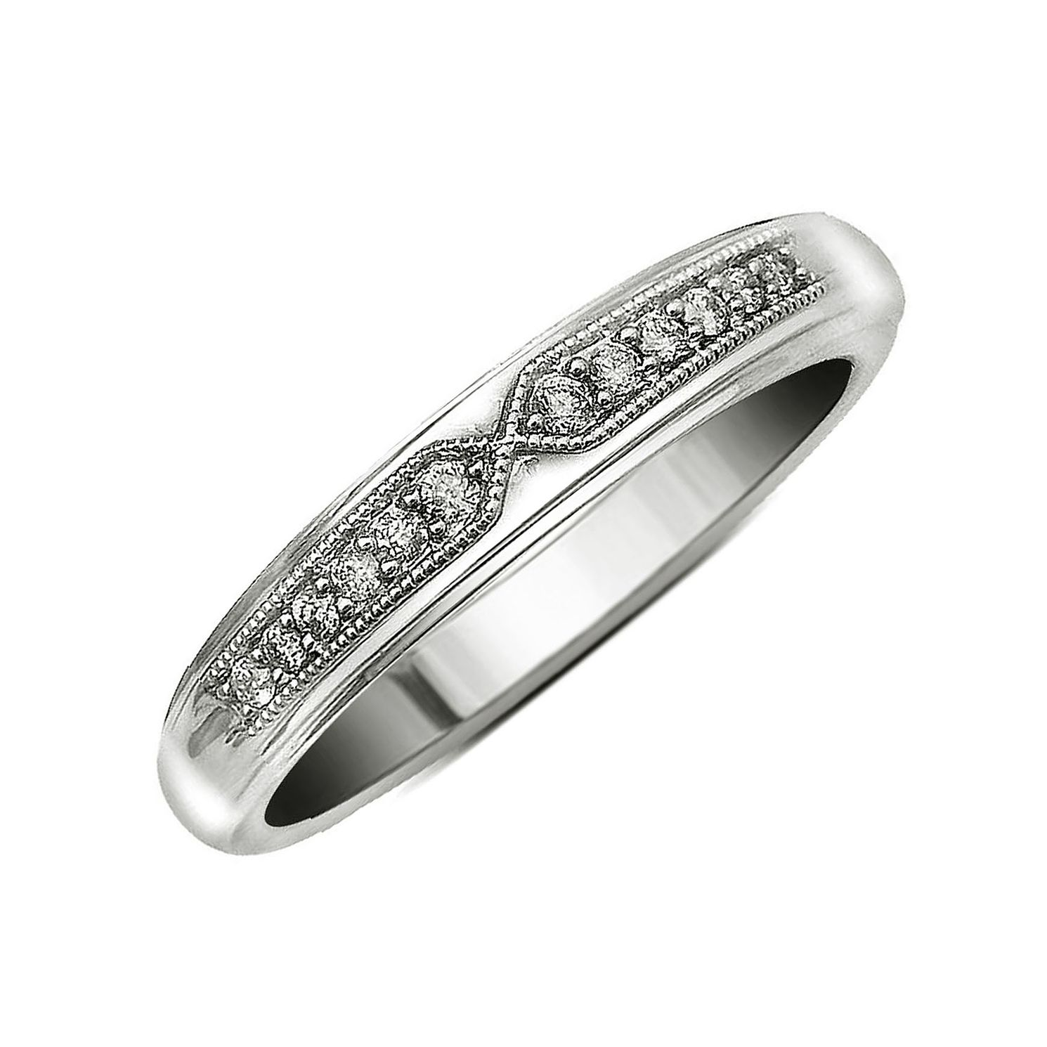 Perfect Fit 18ct White Gold & Diamond Eternity Ring - Product number 9437908