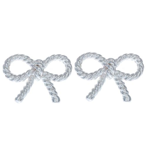 Olivia Burton Vintage Bow Sterling Silver Earrings - Product number 9457224