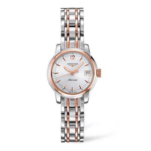 Longines Saint Imier Ladies' Two Colour Bracelet Watch - Product number 9528490