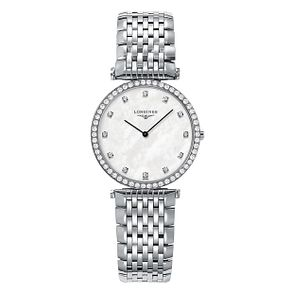 Longines La Grande Classique Ladies' Diamond Bracelet Watch - Product number 9528652