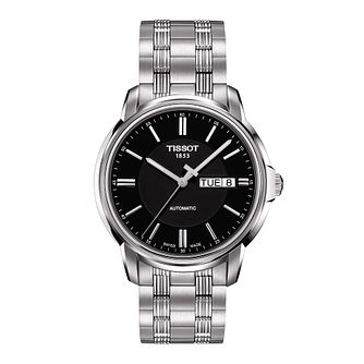 Tissot Men's Stainless Steel Bracelet Watch - Product number 9534946
