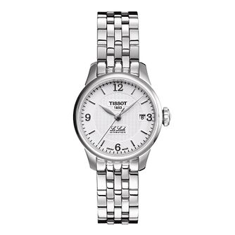 Tissot Le Locle Ladies' Stainless Steel Bracelet Watch - Product number 9535055