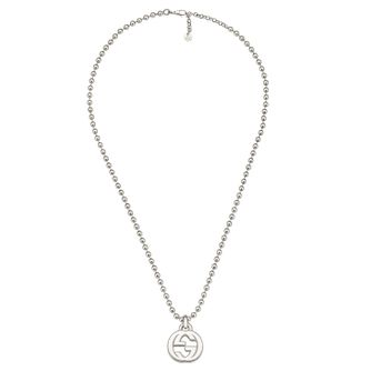 Gucci Running G Silver Pendant Necklace - Product number 9540520