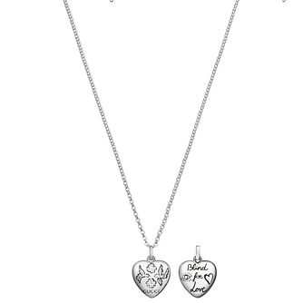 Gucci Blind for Love Heart Pendant - Product number 9540571