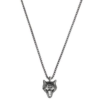 Gucci Silver Wolf Pendant - Product number 9540644
