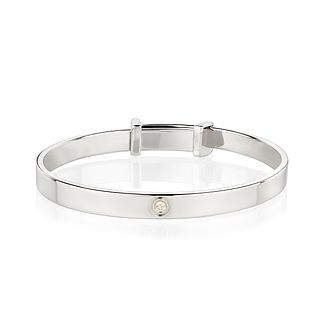 Molly Brown April Christening Bangle - Product number 9542035