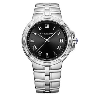 Raymond Weil Parsifal Men's Stainless Steel Bracelet Watch - Product number 9543562