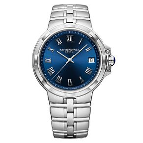 Raymond Weil Parsifal Men's Stainless Steel Bracelet Watch - Product number 9543570