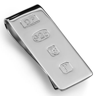 Sterling Silver Money Clip - Product number 9571086