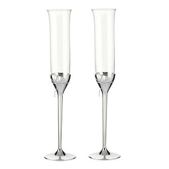 Vera Wang Love Knot champagne flutes - Product number 9571450