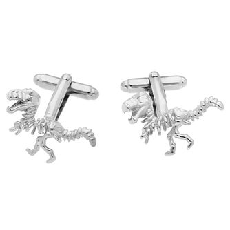 Metal Dinosaur Cufflinks - Product number 9584064